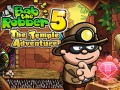 Igre Bob The Robber 5 Temple Adventure