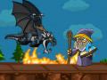 Igre Dragon vs Mage