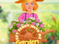 Igre Get Ready With Me Garden Decoration
