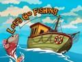 Igre Let`s go Fishing