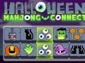 Igre Mahjong Connect Halloween
