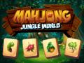 Igre Mahjong Jungle World