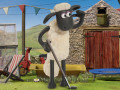 Igre Shaun The Sheep Baahmy Golf
