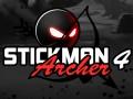 Igre Stickman Archer 4
