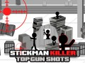Igre Stickman Killer Top Gun Shots