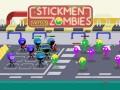 Igre Stickmen vs Zombies