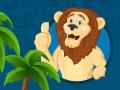 Igre Strong Lions Jigsaw