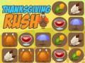 Igre Thanksgiving Rush