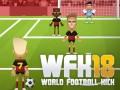 Igre World Football Kick 2018